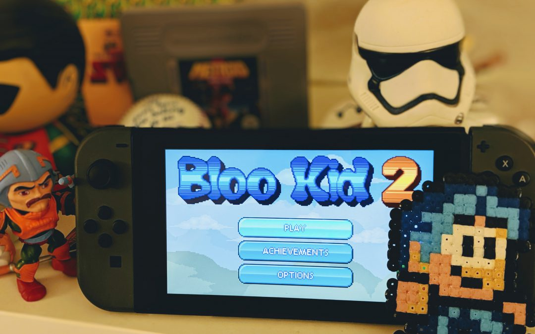Bloo Kid 2 for Nintendo Switch