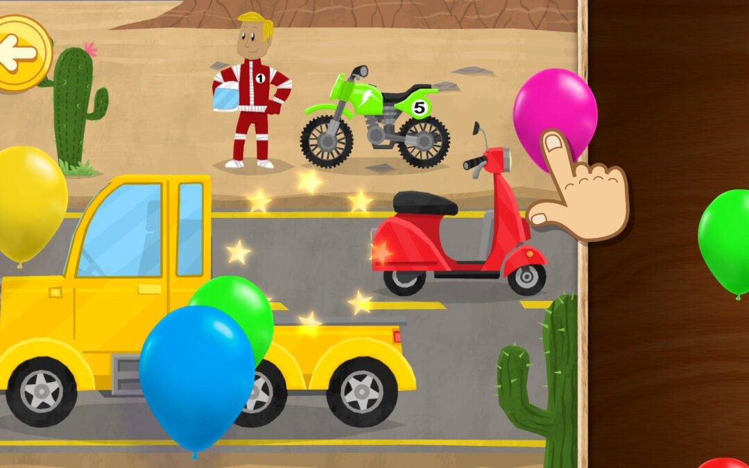 Puzzles for Toddlers and Kids released