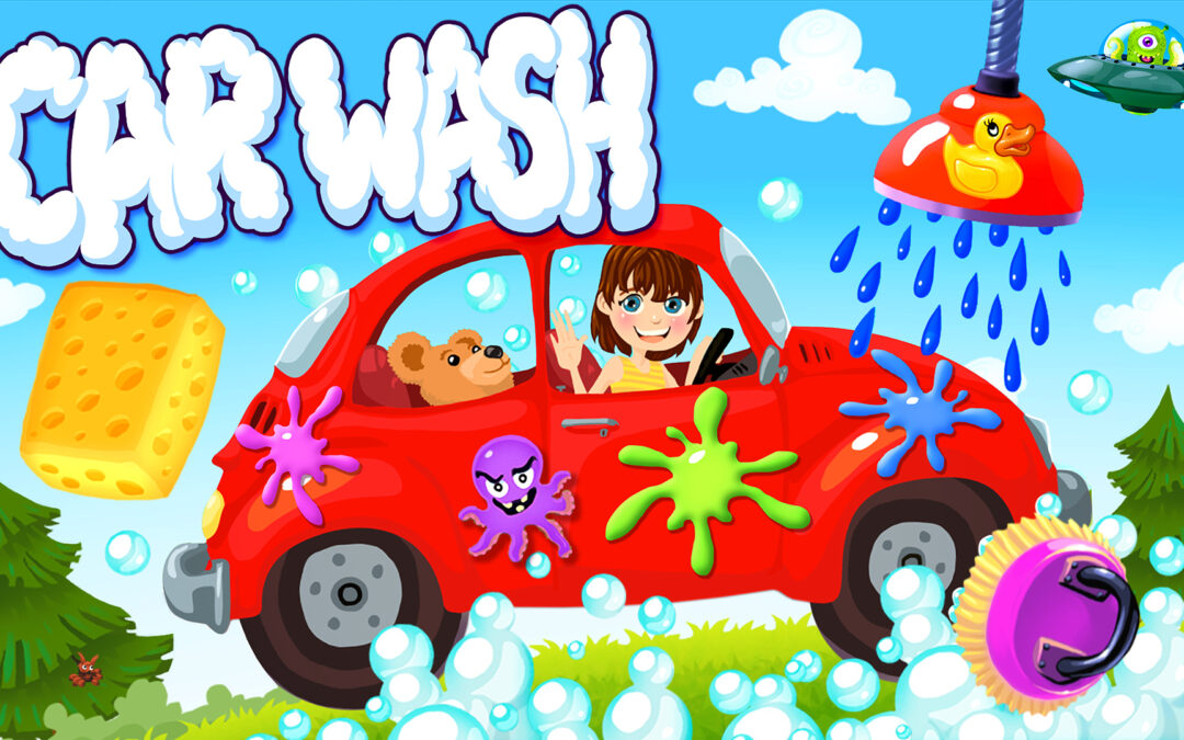 Car Wash for Switch released